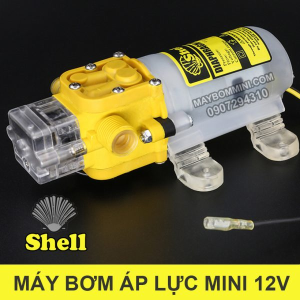 May Bom Mini 12v Shell