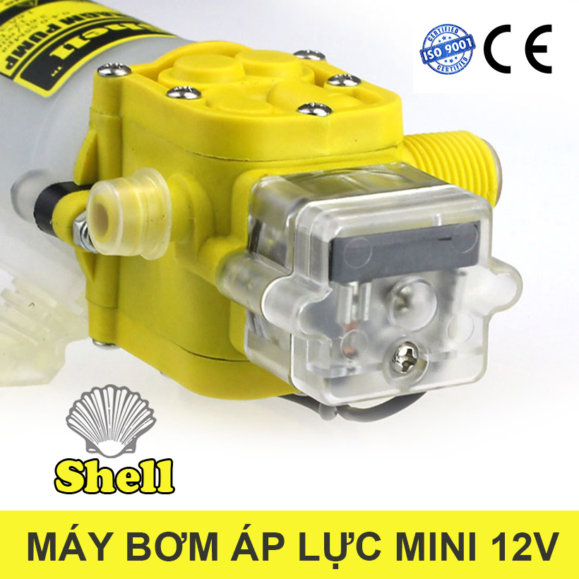 May Bom Mini Shell