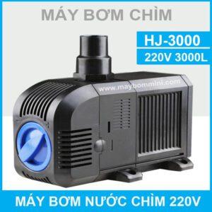 May Bom Nuoc Chim SUSUN HJ 3000 220V