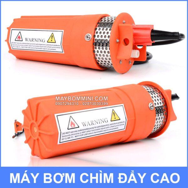 May Bom Nuoc He Thong Nang Luong Mat Troi