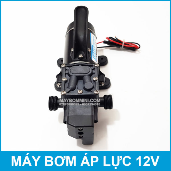 May Bom Nuoc Mini Tu Dong 12V 10L Smartpumps
