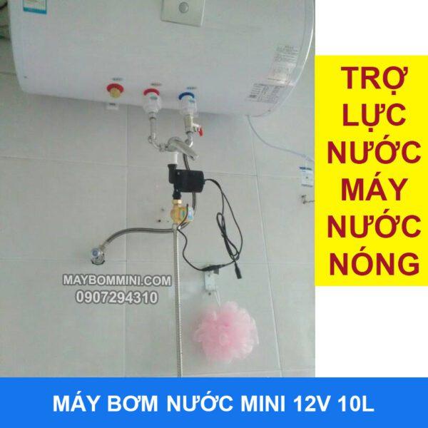 May Bom Nuoc Nong