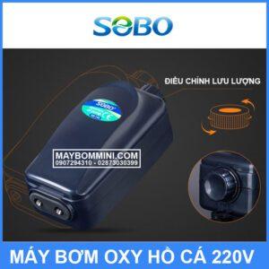 May Bom Oxy SOBO