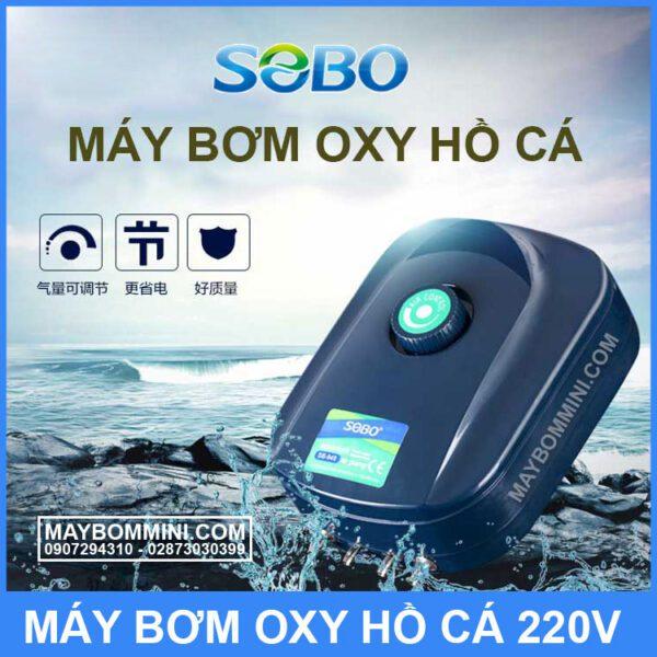 May Bom Oxy Ho Ca Gia Dinh