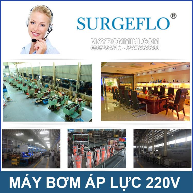 May May San Xuat SURGEFLO