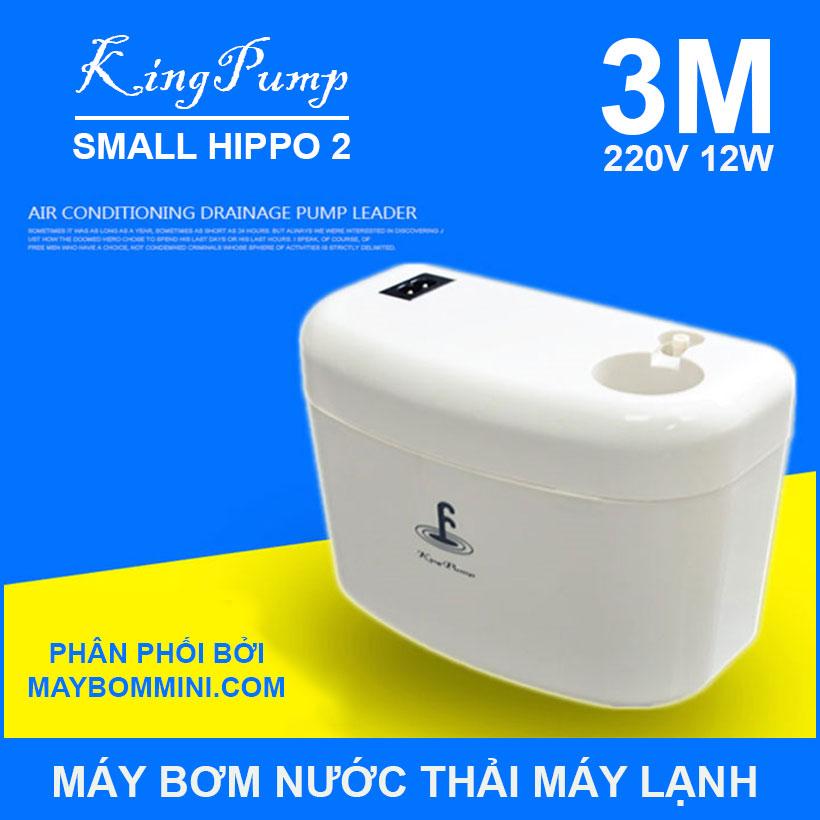 Phan Phoi May Bom Nuoc Thai May Lanh HIPPO2 3M