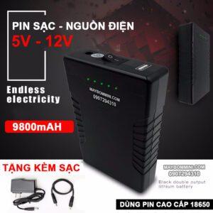 Pin 12v Va Sac Du Phong