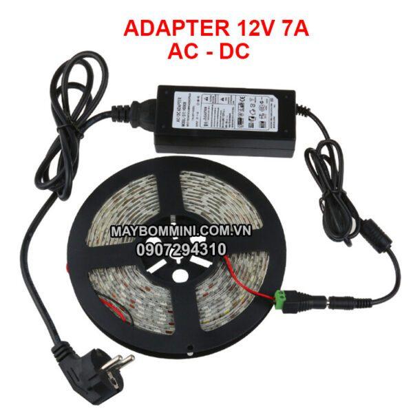 Su Dung Adapter 12v