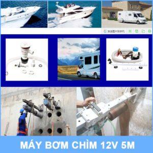 Ung Dung May Bom Chim 12v 30w