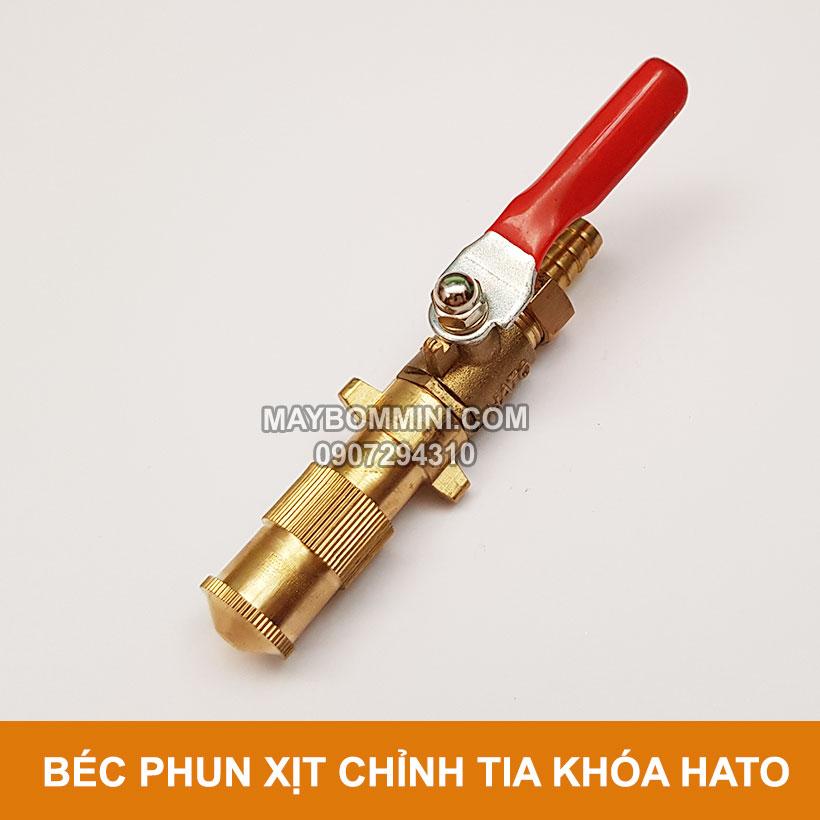 Bec Xit Chinh Tia Va Khoa Hato