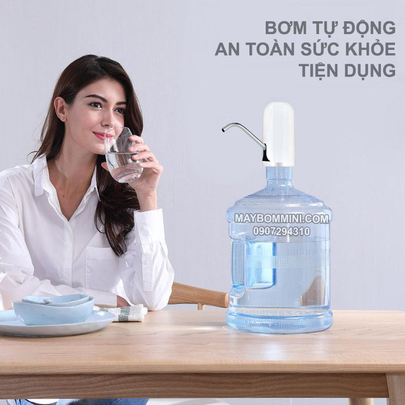 Bom Binh Nuoc Tinh Khiet Cao Cap