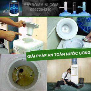 Bom Nuoc Nuoi Trong Binh