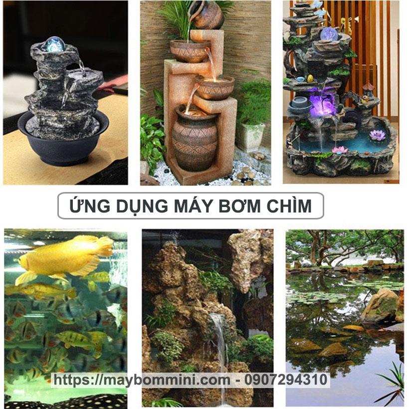 Cach Su Dung May Bom Chim
