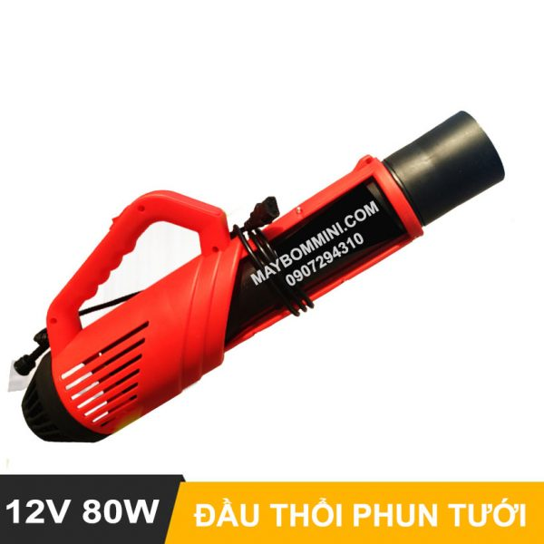 Dau Phun Thuoc Tru Sau Tuoi Cay 12v