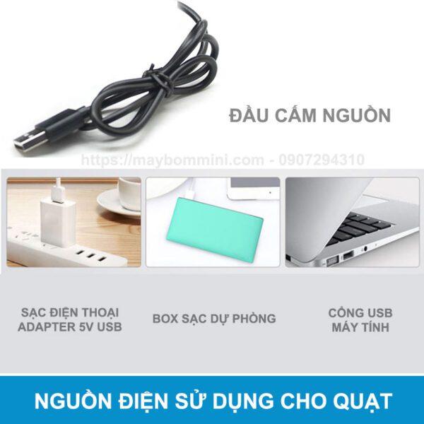 Nguon Dien Su Dung Quat Lam Mat Modem Wifi