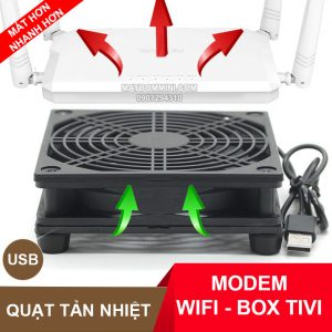 Quat Tan Nhiet Modem Wifi