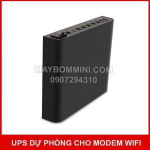 UPS 12V Camera Modem Wifi Den Led