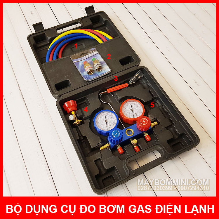 Bo Dung Cu Day Du Phu Kien Bom Gas Do Gas May Lanh