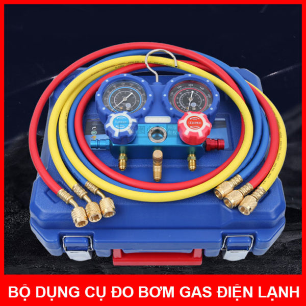 Bo Nap Gas May Lanh