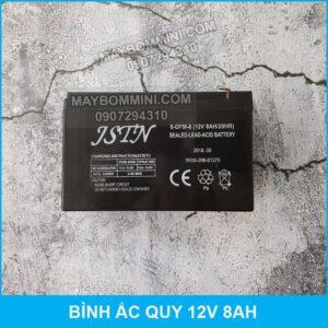 Chuyen Cyng Cap Binh Ac Quy Mini 12v