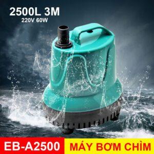Lazada May Bom Nuoc Chim EB A2500 220V 60W