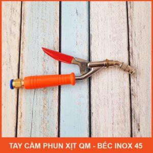 Lazada Tay Cam Phun Xit QM Bec Inox 45