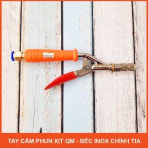 Lazada Tay Cam Phun Xit QM Bec Inox Chinh Tia