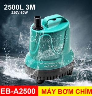 May Bom Nuoc Chim EB A2500 220V 60W