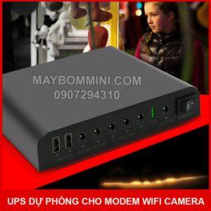 Nguon Dien Du Phong Cho Modem Wifi Camera