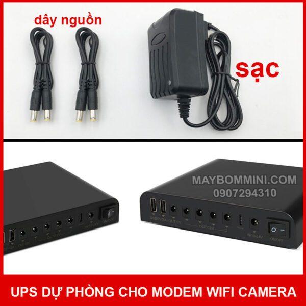 Phu Kien UPS Modem Wifi