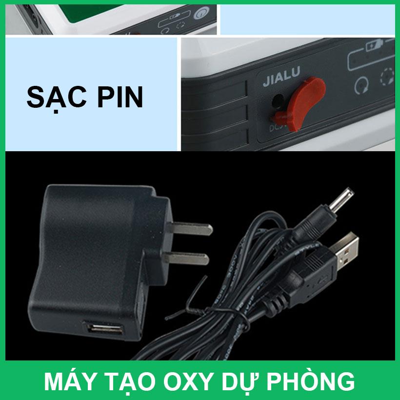 Sac Pin Cho May Oxy Mini