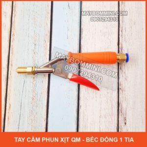 Tay Cam Phun Xit QM Bec Dong Mot Tia