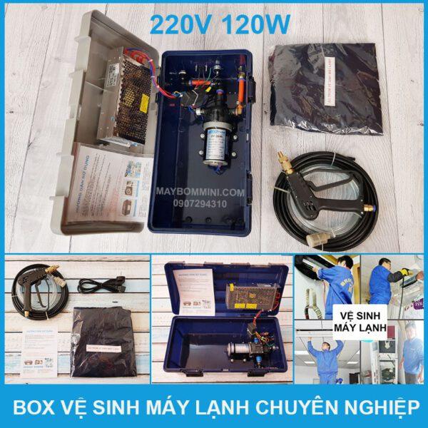 Bo Dung Cu Ve Sinh May Lanh 120w