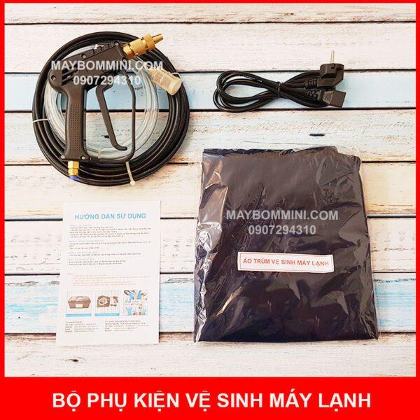 Bo Phu Kien Ve Sinh May Lanh 220v 100w