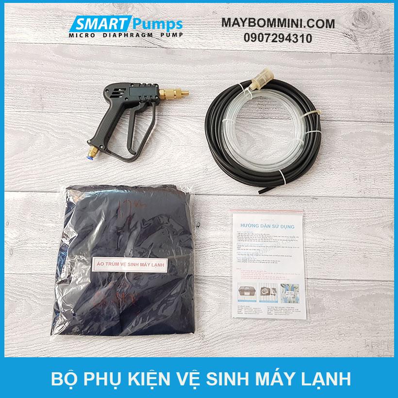 Bo Phu Kien Ve Sinh May Lanh 220v 120w