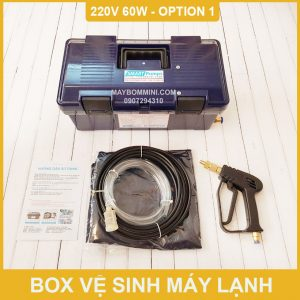 Box Ve Sinh May Lanh 220v 60w Option 1