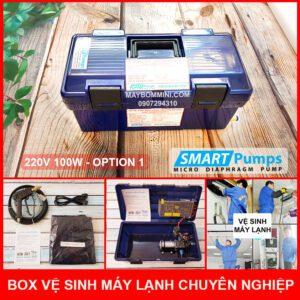 Box Ve Sinh May Lanh Chuyen Nghiep 220v 100w
