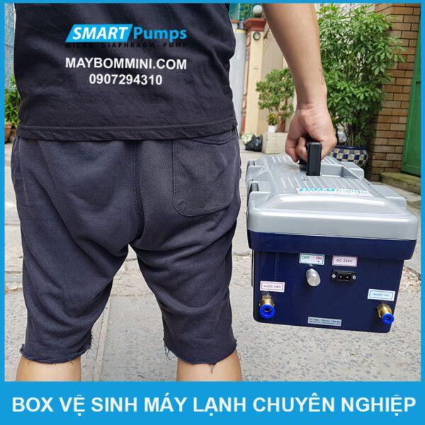 Box Xit Rua Tien Loi Chuyen Nghiep 220v 120w