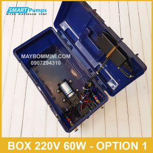 Box Xit Rua Ve Sinh May Lanh Smartpumps 60W
