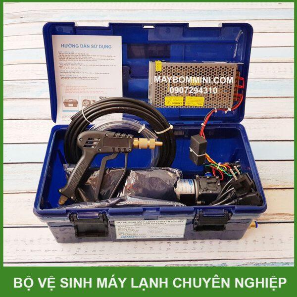 Dung Cu Ve Sinh May Lanh Gia Re