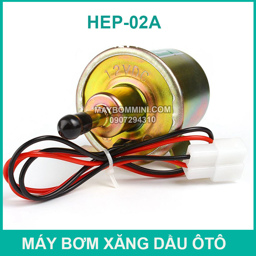 May Bom Dau Dong Co 12v 24v