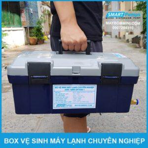 Su Dung Box Xit Rua Ve Sinh May Lanh Dieu Hoa