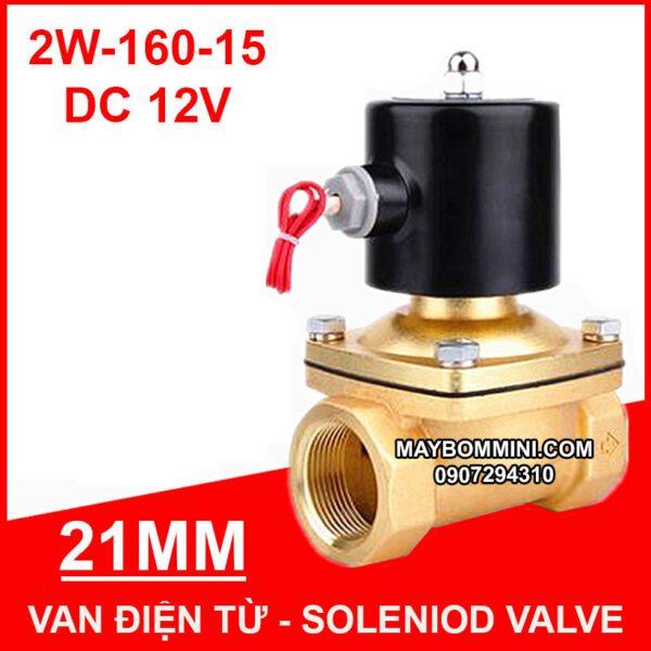 Van Dien Tu Phi 21mm 12v 2w 160 15