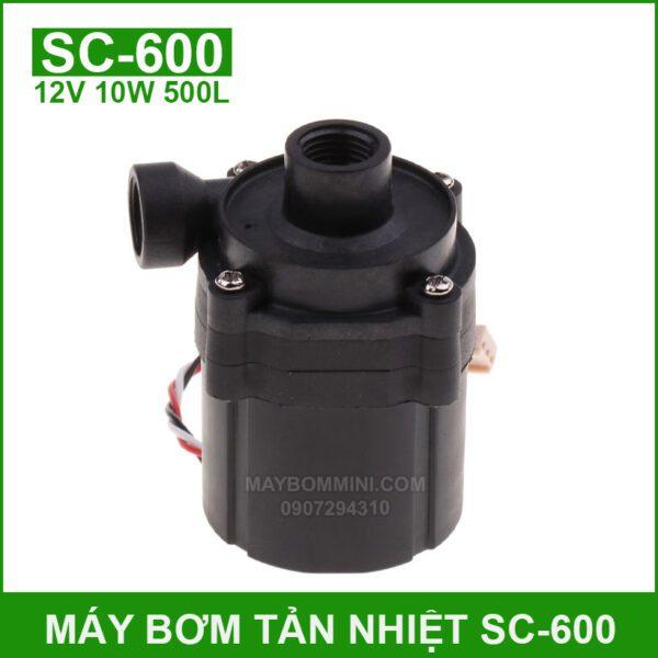 SC600 DC 12V Pump