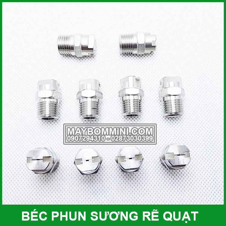 Bec Re Quat Inox 304