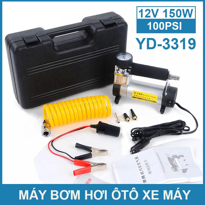 Bo May Bom Hoi Mini 12v
