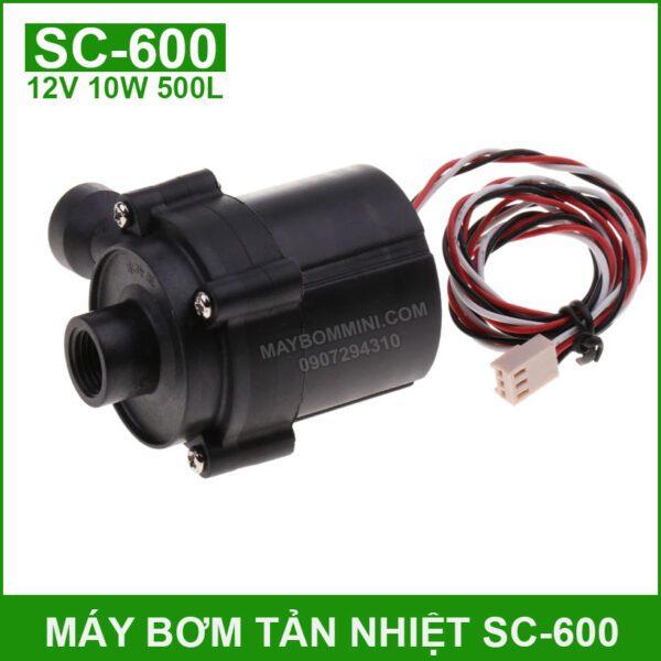 Bom Tan Nhiet May Tinh SC 600 12V