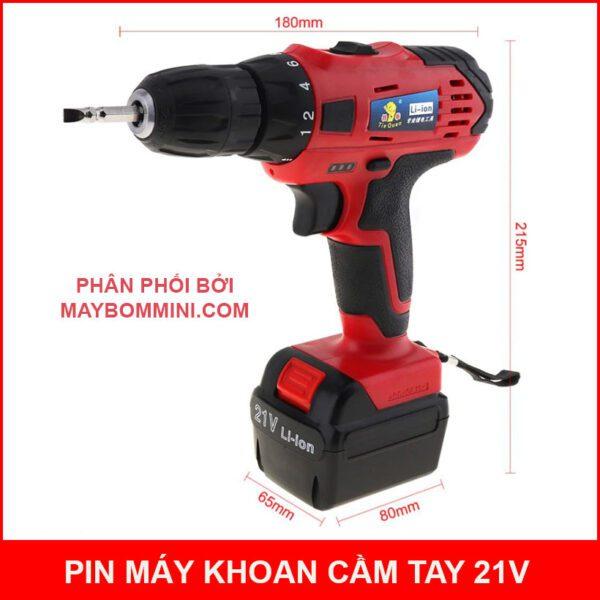 Kich Thuoc Pin 21v