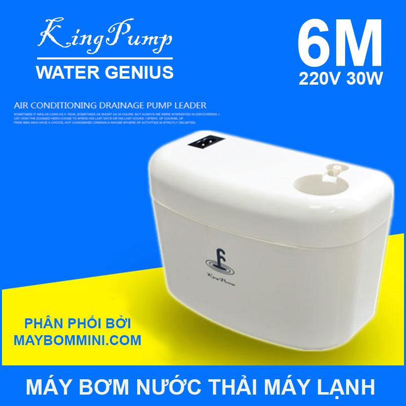 May Bom Nuoc Thai Dieu Hoa May Lanh Toa Nha Van Phong Gia Dinh