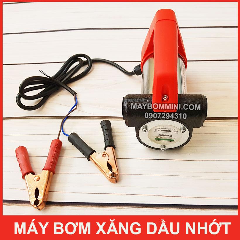 May Bom Xang 12v 24v 220v